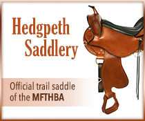 Hedgpeth Saddles