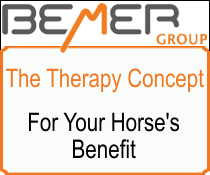 THE THERAPY CONCEPT FOR YOUR HORSE'S BENEFIT