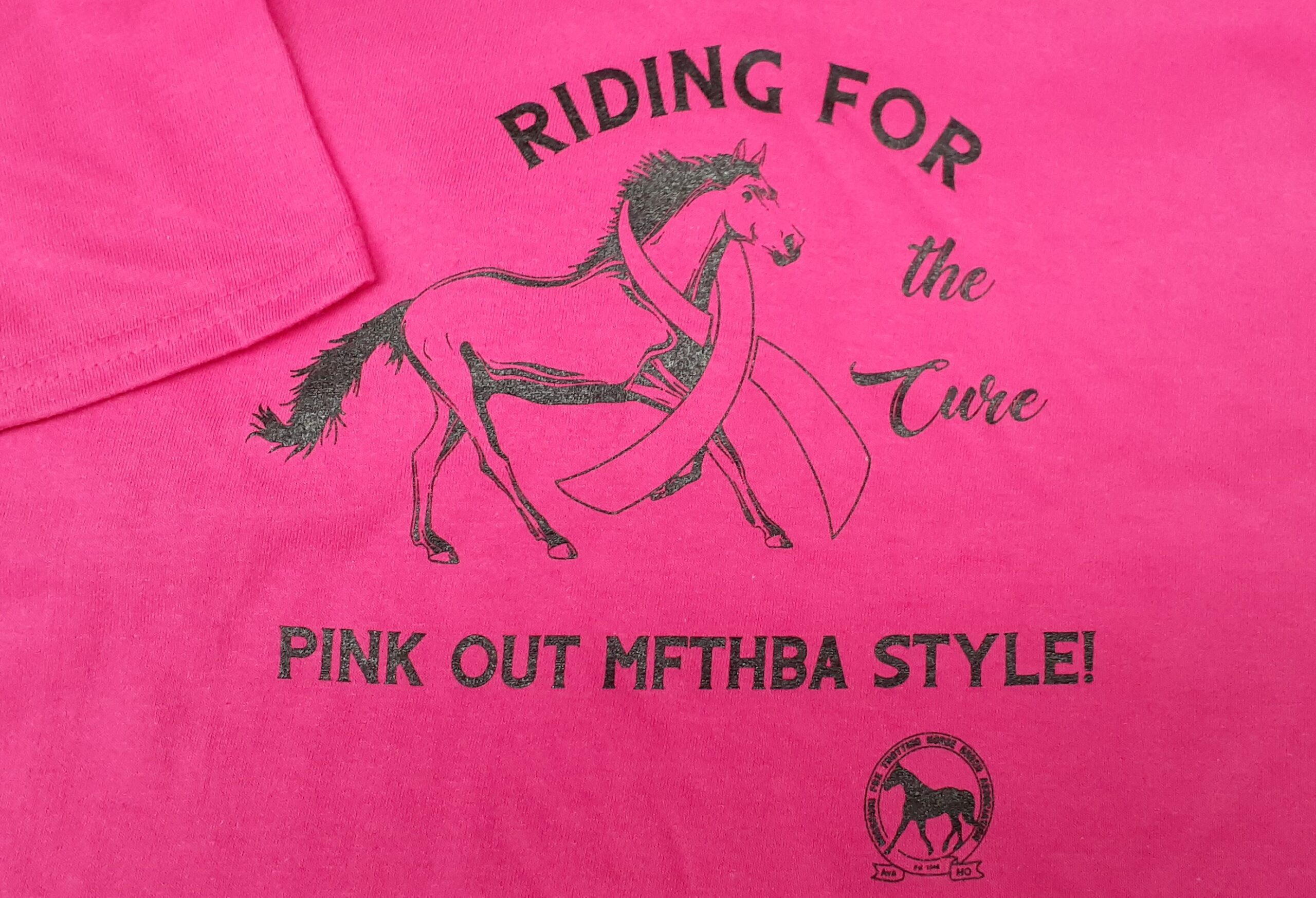 Riding For The Cure
